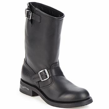 Zapatos Hombre Botas de caña baja Sendra boots OWEN Negro