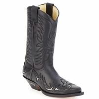 Zapatos Botas urbanas Sendra boots CLIFF Negro