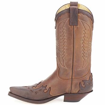 Sendra boots DAVIS Marrón