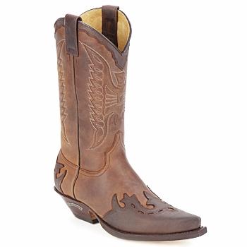 Zapatos Botas urbanas Sendra boots DAVIS Marrón