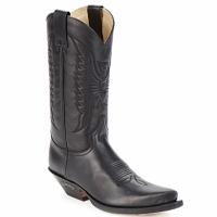 Zapatos Botas urbanas Sendra boots FLOYD Negro