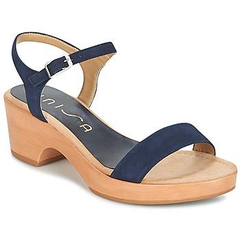 Zapatos Mujer Sandalias Unisa IRITA Marino