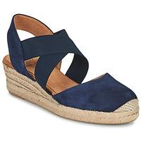 Zapatos Mujer Sandalias Unisa CELE Marino