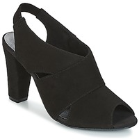 Zapatos Mujer Sandalias KG by Kurt Geiger FOOT-COVERAGE-FLEX-SANDAL-BLACK Negro