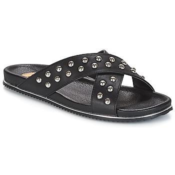 Zapatos Mujer Zuecos (Mules) Buffalo ALOLAJEP Negro