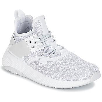 Zapatos Mujer Zapatillas bajas Palladium AX_EON LACE K Blanco / Gris