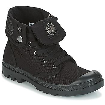 Zapatos Mujer Botas de caña baja Palladium BAGGY Negro