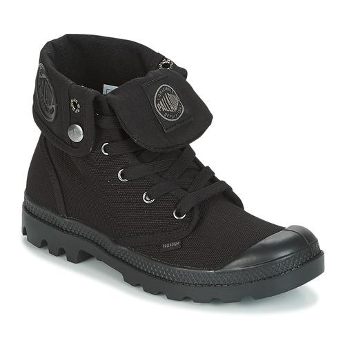Nuevos zapatos para hombres y mujeres, descuento por tiempo limitado Palladium BAGGY Negro - Envío gratis Nueva promoción - Zapatos Botas de caña baja Mujer  Negro
