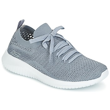 Zapatos Mujer Fitness / Training Skechers ULTRA FLEX Gris