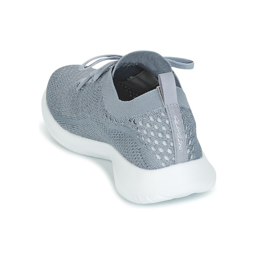 Zapatos casuales salvajes Zapatos especiales Skechers ULTRA FLEX Gris