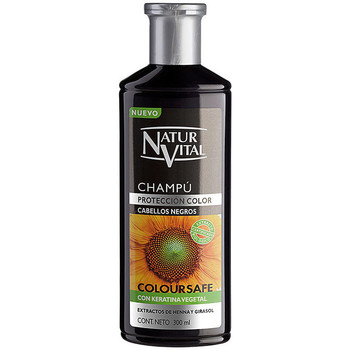 Belleza Champú Naturaleza Y Vida Champu Color Negro  300 ml
