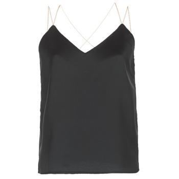 textil Mujer Tops / Blusas See U Soon 8111095 Negro