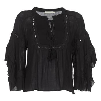 textil Mujer Tops / Blusas See U Soon 8112057 Negro