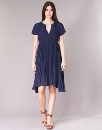 textil Mujer vestidos cortos See U Soon 8121119 Marino
