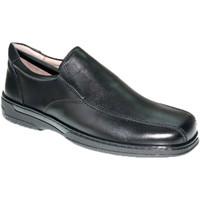 Zapatos Hombre Mocasín Primocx Zapato hombre especial para diabéticos muy cómodo negro