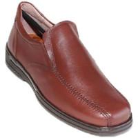 Zapatos Hombre Mocasín Primocx Zapato hombre especial para diabéticos muy cómodo marrón
