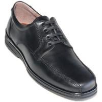 Zapatos Hombre Derbie Primocx Zapato cordones hombre especial para diabéticos muy cómodo negro