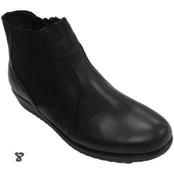 Zapatos Mujer Botines 48 Horas 720509 negro