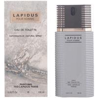 Belleza Hombre Agua de Colonia Ted Lapidus Lapidus Pour Homme Edt Vaporizador  100 ml