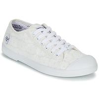 Zapatos Mujer Zapatillas bajas Le Temps des Cerises BASIC 02 Blanco