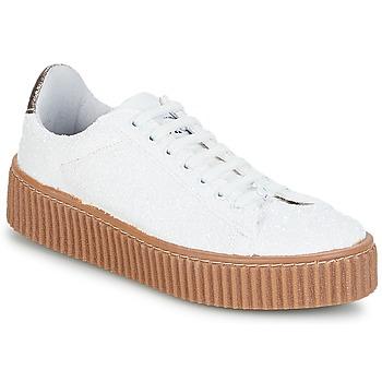 Zapatos Mujer Zapatillas bajas Le Temps des Cerises TALYS Blanco