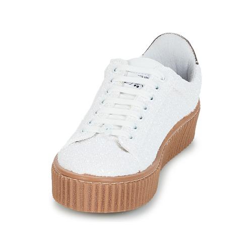 Mujer Zapatillas Zapatillas Blanco Bajas Blanco Bajas Mujer OiukXPZ