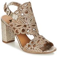 Zapatos Mujer Sandalias Mimmu 567J1A Oro