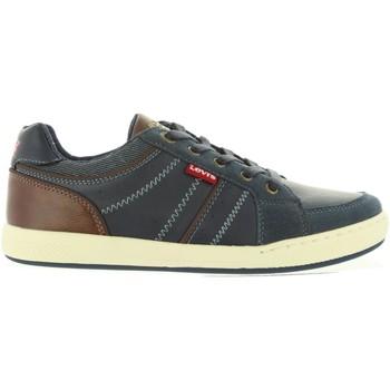 Zapatos Niños Zapatillas bajas Levi's VCLU0004S CLUB Azul