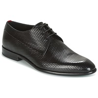 Zapatos Hombre Derbie HUGO-Hugo Boss DRESS APPEAL DERBIE Negro