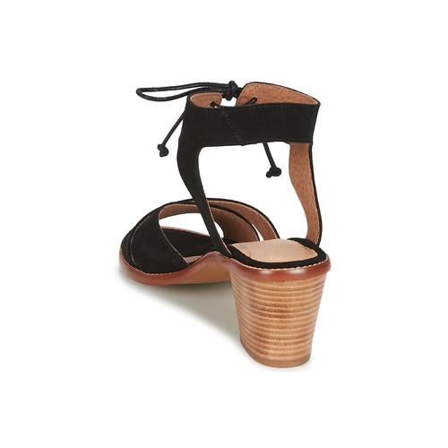 Zapatos Sandalias Negro Mujer Casual Itelo Attitude wkZTXOPiu