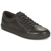 Zapatos Hombre Zapatillas bajas Casual Attitude IZOBA Negro