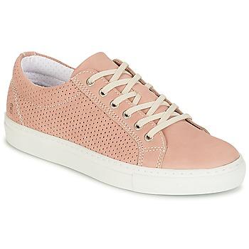 Zapatos Mujer Zapatillas bajas Casual Attitude IPINIA Rosa