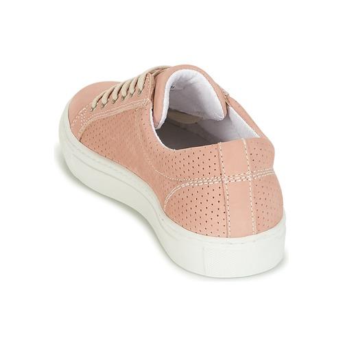 Mujer Zapatillas Casual Bajas Rosa Zapatos Attitude Ipinia qzMSUVp