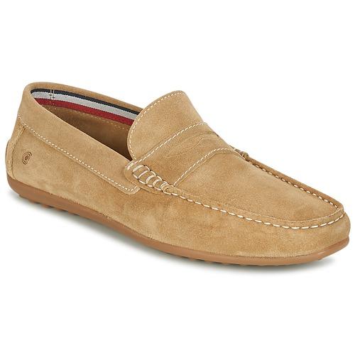 367373cbc1 Zapatos Hombre Mocasín Casual Attitude IMOPO Beige