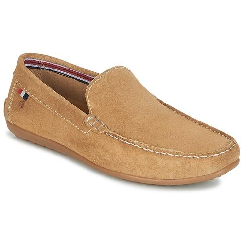 Moda barata y hermosa Casual Attitude IMOPOL Camel - Envío gratis Nueva promoción - Zapatos Mocasín Hombre  Camel