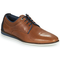 Zapatos Hombre Derbie Casual Attitude ILESO Marrón