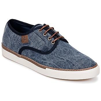 Zapatos Hombre Zapatillas bajas Casual Attitude IOOUTE Azul