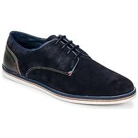 Zapatos Hombre Derbie Casual Attitude INOUDER Azul / Marino