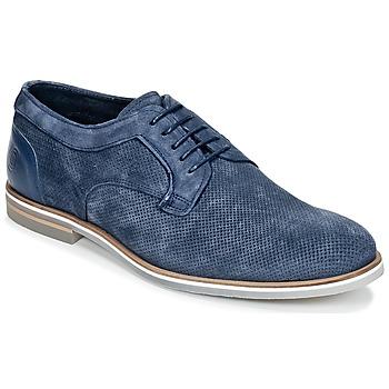 Zapatos Hombre Derbie Casual Attitude IQERQE Azul