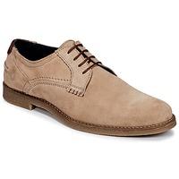 Zapatos Hombre Derbie Casual Attitude IGANDA Beige
