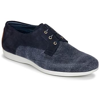 Zapatos Hombre Derbie Casual Attitude IVUR Azul / Marino