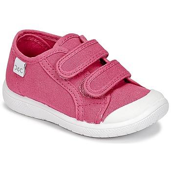Zapatos Niña Zapatillas bajas Citrouille et Compagnie GLASSIA Rosa