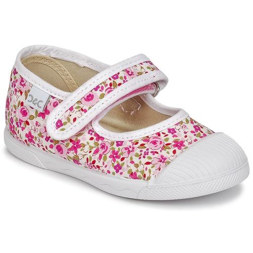 Zapatos Niña Zapatillas bajas Citrouille et Compagnie APSUT Rosa