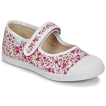 Zapatos Niña Bailarinas-manoletinas Citrouille et Compagnie APSUT Rosa