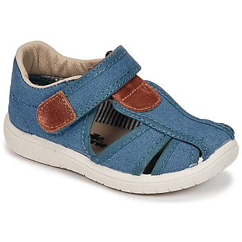 Zapatos Niño Sandalias Citrouille et Compagnie GUNCAL Azul