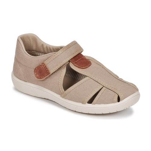Zapatos Niño Sandalias Citrouille et Compagnie GUNCAL Beige