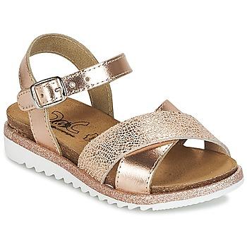 Zapatos Niña Sandalias Citrouille et Compagnie IZOEGL Bronce