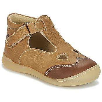 Zapatos Niño Sandalias Citrouille et Compagnie IARTIALAN Marrón