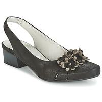 Zapatos Mujer Sandalias Dorking TUCAN Negro