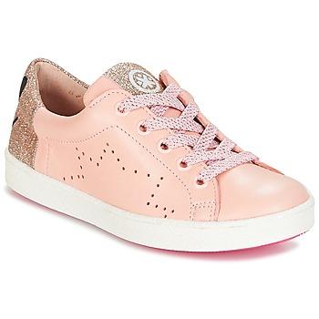 Zapatos Niña Zapatillas bajas Acebo's VEMULTIT Rosa